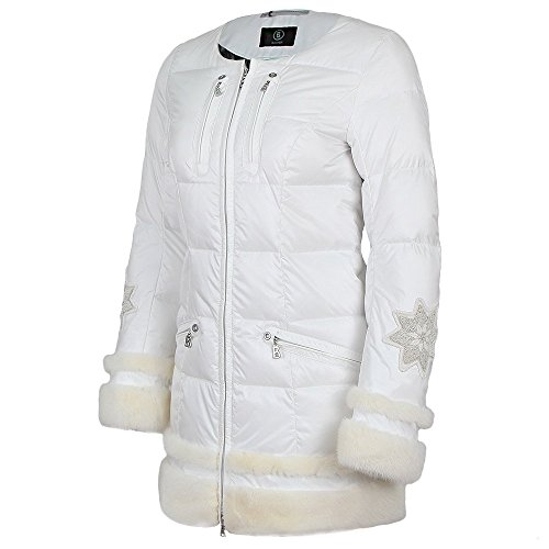 Bogner Otila-D Down Coat Womens Off White