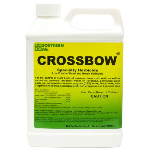 Southern-Ag-Crossbow-Specialty-Herbicide-2-4-D-Triclopyr-Weed-Brush-Killer-32oz-1-Quart
