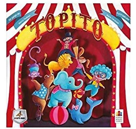 Maldito Games TOPITO: Amazon.es: Juguetes y juegos