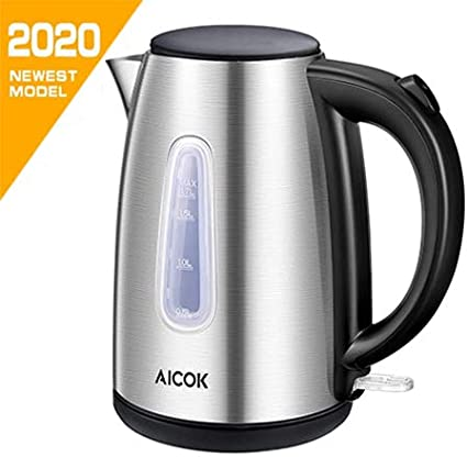 Kettle AICOK Electric Kettle 3000W Stainless Steel Quick
