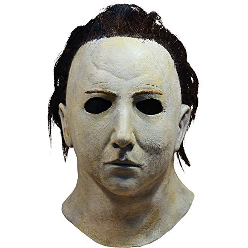 Trick Or Treat Studios Michael Myers Mask - Halloween 5, Halloween Costumes Accessory, for Adults, One Size]()