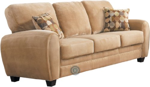 Rubin Sofa Brown