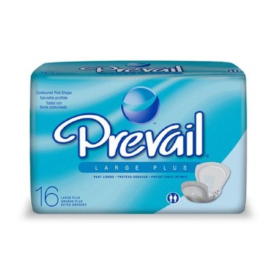 - Prevail Pant Liner, Large Plus 28 Inch Length, Moderate Absorbency, PL-113/1 - Case of 96