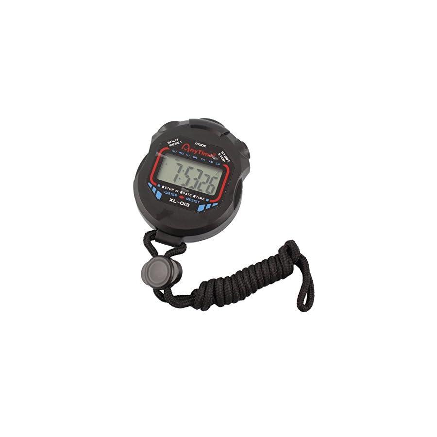 FomaTrade Digital Handheld Multi function Professional Electronic Chronograph Sports Stopwatch Timer Stop Watch