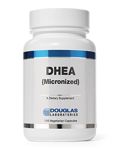 Dhea 50 Mg 90 Capsule - Douglas Laboratories - DHEA 50 mg - Micronized to Support Immunity, Brain, Bones, Metabolism and Lean Body Mass* - 100 Capsules