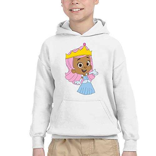 Bubble Guppies Youth Children Hooded Sweatshirt For Girls And Boys 3T ()