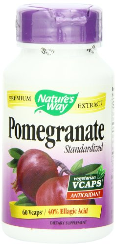 Nature's Way Pomegranate, 60 Vcaps, Health Care Stuffs