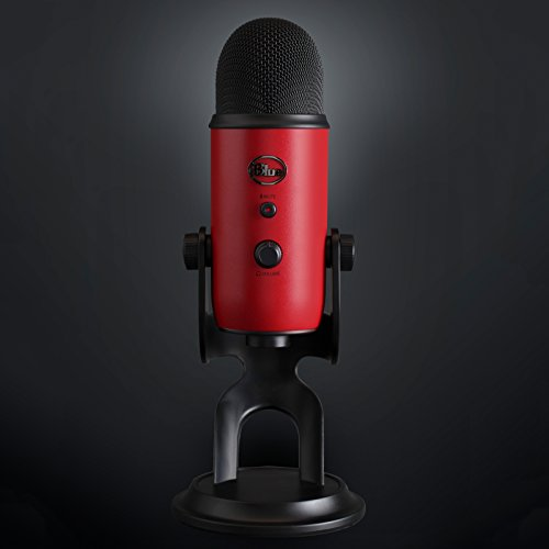 Blue Yeti USB Microphone - Satin Red by Blue (Image #6)