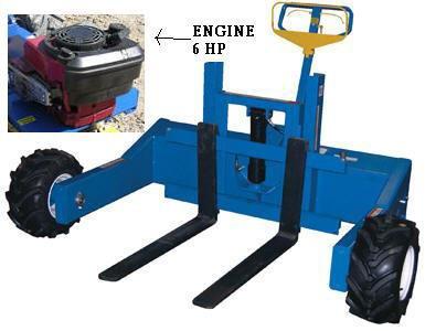 Vestil-ALL-T-2-PRO-L-All-Terrain-Pallet-Truck-Propane-2000-lb-Capacity-79Width-x-90Length-x-48Height-4-x-48-Forks-Blue