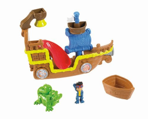 Jake And The Never Land Pirates - Fisher-Price Jake and the Never Land Pirates Splashin' Bucky Bath Toy