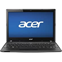 "Acer Aspire One AO756-2899 11.6"" Netbook (Intel Celeron Processor 877, 2GB RAM, 320GB Hard Drive, Windows 7 Home Premium) Ash Black"