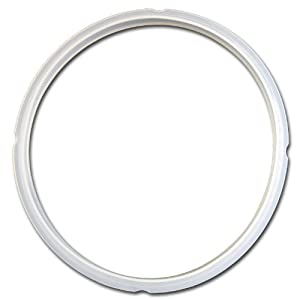 Ratings and reviews for Genuine Instant Pot Sealing Ring Clear, 5 or 6 Quart