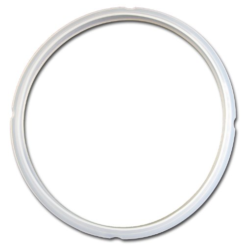 (Instant Pot Sealing Ring Clear, 5 or 6 Quart)