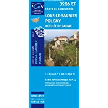 Lons-le-Saunier / Poligny / Reculee de Baume 2008