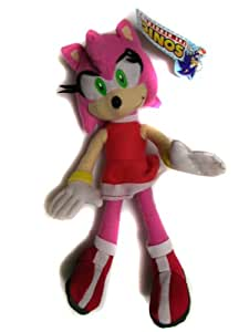 19in Amy Rose Peluche - Sonic the Hedgehog Peluche Toys