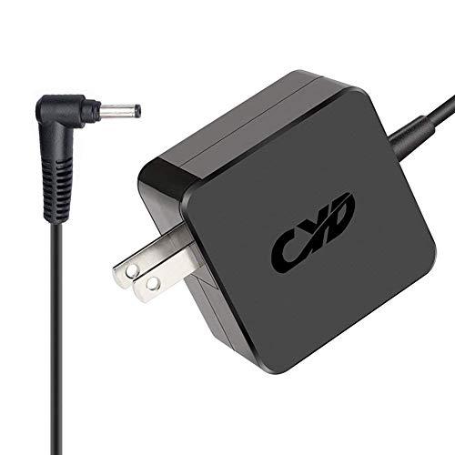 QYD - Cargador para portátil Lenovo IdeaPad 100 100-15 IBY 100 100s 110s 100-14 IBY 110 110-14ISK 110-14IBR 110-15 IBR...