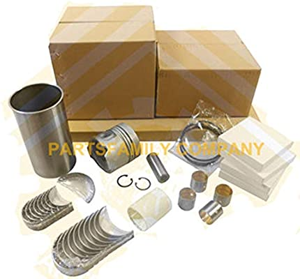 Amazon.com: NEWTRY C223 Engine Rebuilt Kit for Isuzu 2.2L Diesel Pickup Truck: Kitchen & Dining