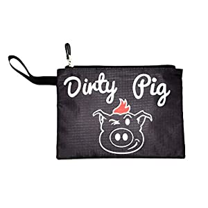The Janoskians Dirty Pig Pouch Bag