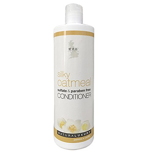 Isle of Dogs Silky Oatmeal Conditioner, 16 Fluid Ounce