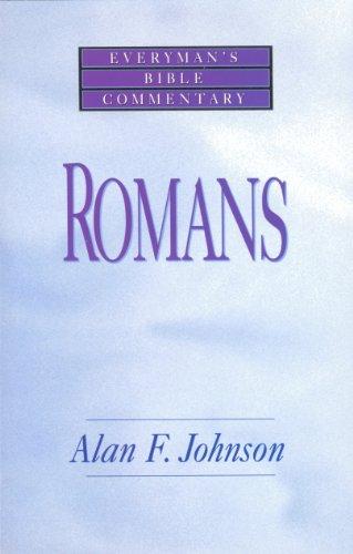 Romans- Everymans Bible Commentary (Everymans Bible Commentaries)