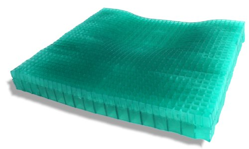 The GENERAL Gel Seat and Wheelchair Cushion (20W x 18D) by Miracle Cushion