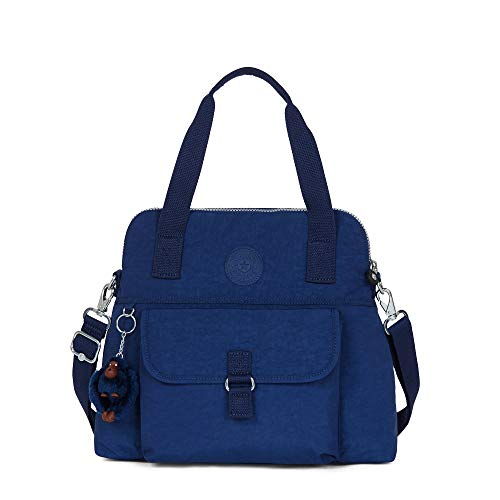 Kipling Pahneiro Handbag Ink Blue