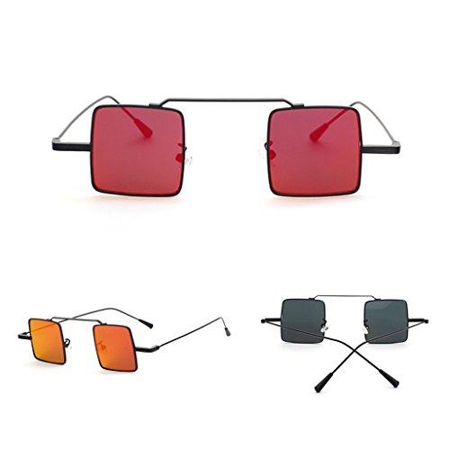 C5 sol C7 diseño de mujer para y Gafas JAGENIE de vintage hombre espejo gPcTnqn7