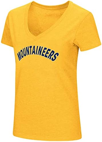 Colosseum Womens NCAA Valuable Commodity Dual T Shirt product image