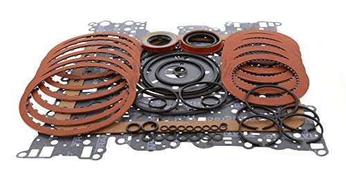Chevy Aluminum Powerglide Transmission High Performance Alto Red Eagle Less Steel Rebuild Kit 62-73