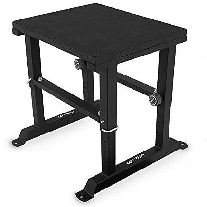 8de2921f5d3 Amazon.com   Valor Fitness PBX-ADJ Adjustable Height Plyo Box ...