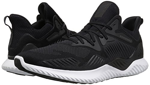 adidas Performance Alphabounce Beyond m, Core Black/Core Black/White, 7 Medium US by adidas (Image #5)