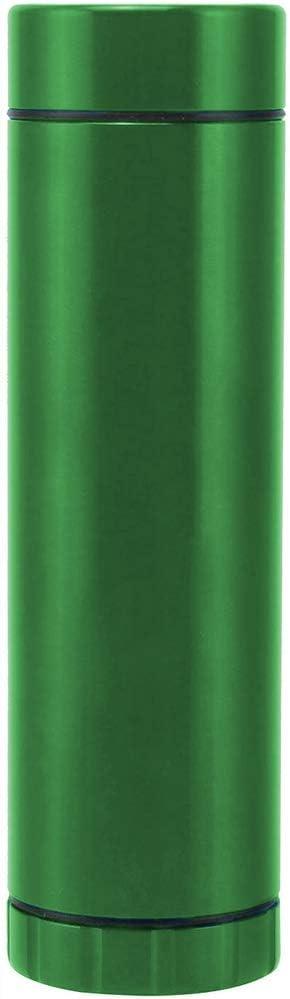Portable Stash Holder mit Mini Grinder Lid | Upgrade Lid Design Smell Proof für Travel