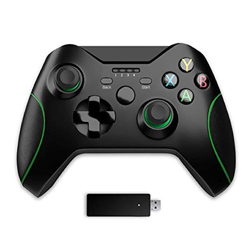 MOLUO Controllers Gaming Pad 2.4G Wireless Controller For Xbox one/360 Console For PC For Android smartphone Gamepad…