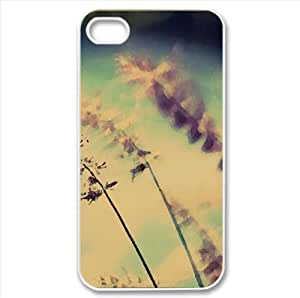 All Along Watercolor style Cover iPhone 4 and 4S Case (Spring Watercolor style Cover iPhone 4 and 4S Case)