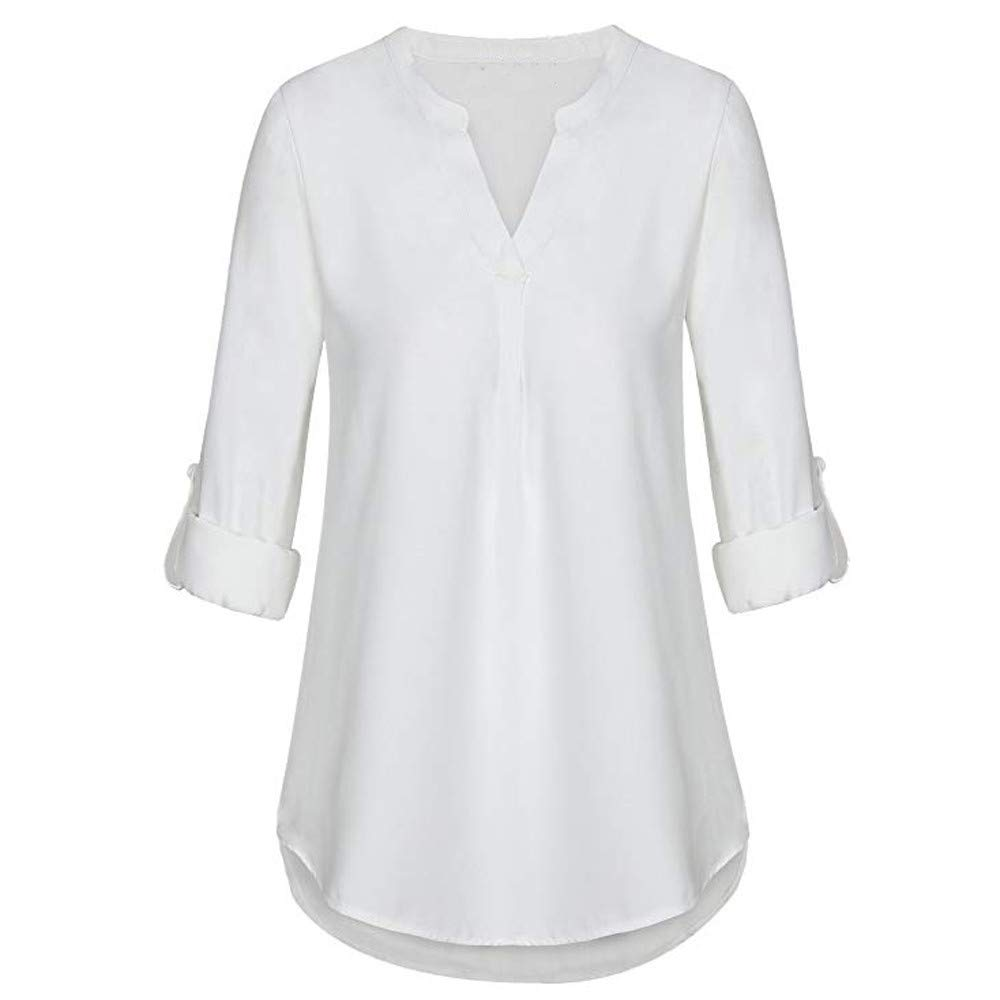 Teresamoon-Shirt SHIRT レディース B07GT6ZMP9 Medium|K K Medium