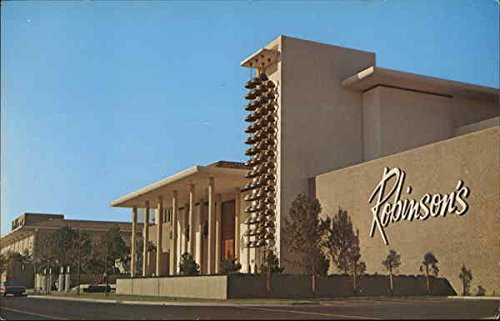 Robinson's Store at Newport Center Newport Beach, California Original Vintage - Stores Beach Newport
