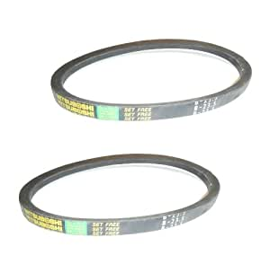 Amazon Com Set Of 2 Replacement Stair Crawler Belts For