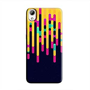 Cover It Up - Dripping Yellow Desire 626Hard Case