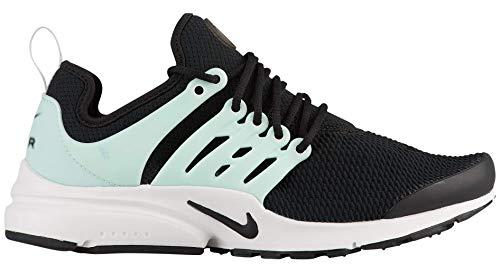 Nike Women's Air Presto Black/Igloo/Summit White Running Shoe 8 Women US (Best Nike Print Ads)