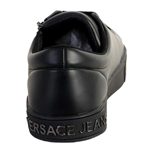 Homme Ottico bianco Gymnastique Jeans Chaussures De E003 Ee0ysbsm7 Blanc Versace UwvHqRXnv