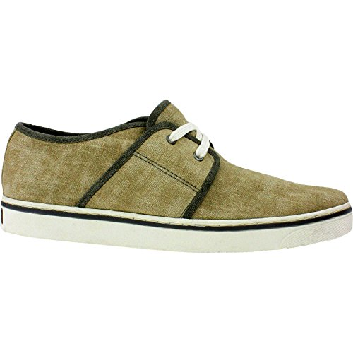Image of Vionic Mens Bryson Orthaheel Canvas Sneaker Shoes