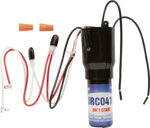 Supco URCO410-0 Pre-wired Capacitor