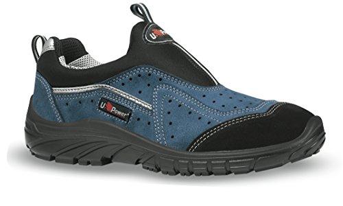 Src Upower Sécurité De Chaussures Mistral S1p Bleu faqWXOPaU