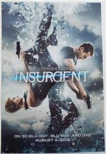 New The Divergent Series Insurgent 2015 Sdcc Poster 20 X 13 At Amazon S Entertainment Collectibles Store