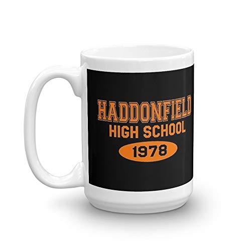 Haddonfield High School 1978 15 Oz White -