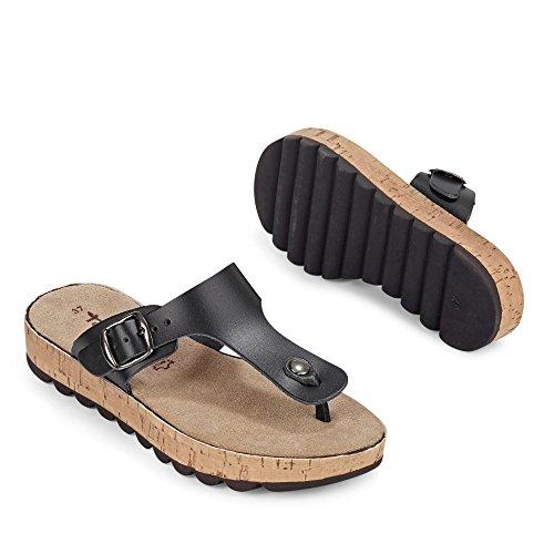 Footsure FS2SM - Chaussures de sécurité - Femme (40 EUR) (Noir) 1IbzHfxoS
