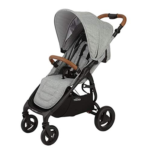 (Snap 4 Trend Single Light Weight Stroller (Grey Marle))
