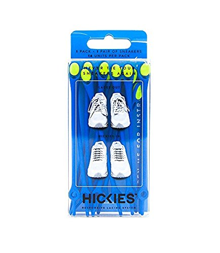 HICKIES 1 0 No Tie Shoelaces product image