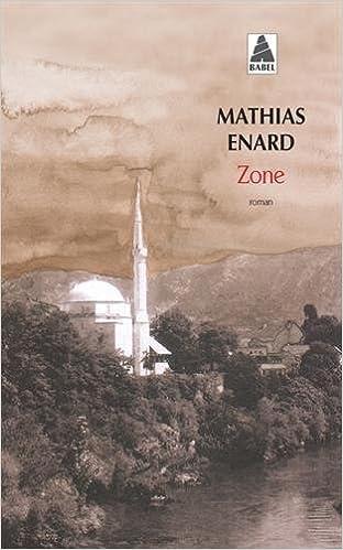 MATHIAS ENARD ZONE PDF