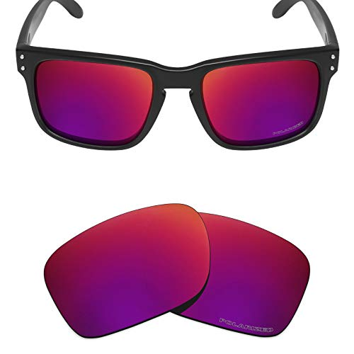 Mryok+ Polarized Replacement Lenses for Oakley Holbrook XL - Midnight Sun